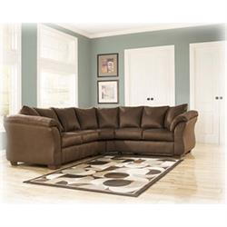 ASHLEY DARCY CAFE SECTIONAL LIVINGROOM 7500455/7500456 Image